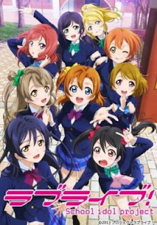 Baixar Love Live! School Idol Project Legendado Completo no MEGA