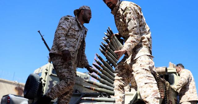 خسائر وتراجع.. قوات حفتر بعد 4 أيام من القتال الضاري في طرابلس وما حولها