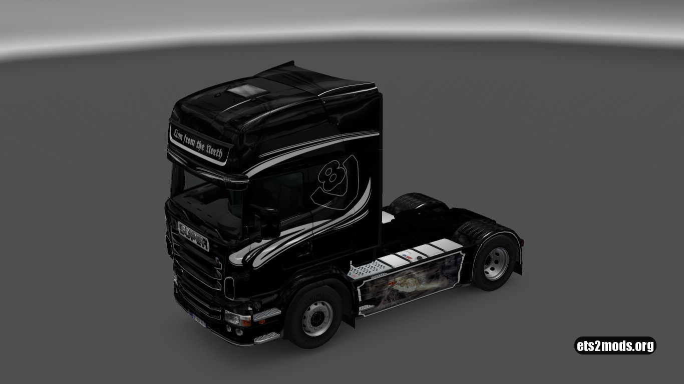 Sabaton Skin 2 for Scania RJL