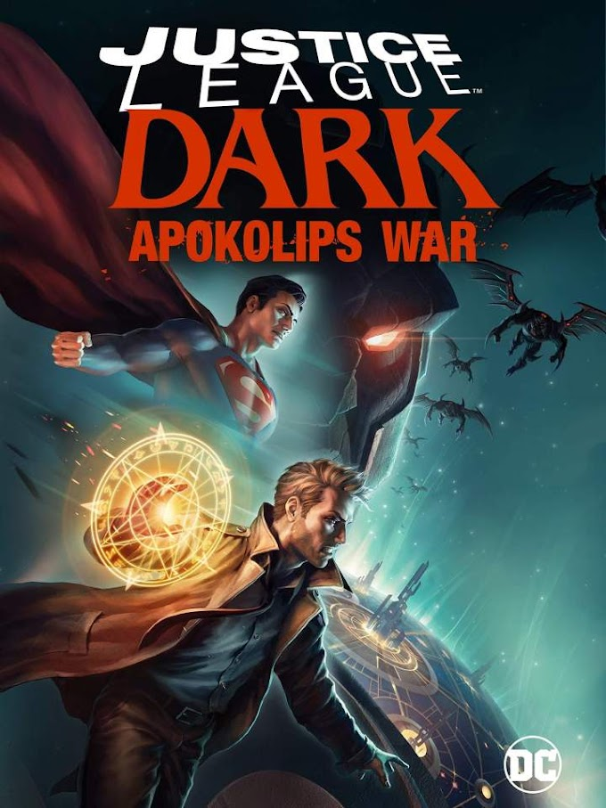 Justice League Dark: Apokolips War (2020) Movie Download