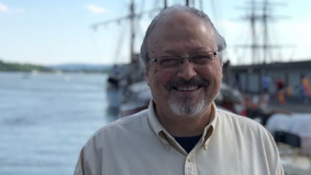 Jamal Khashoggi Diduga Rekam Pembunuhan Dirinya di Apple Watch