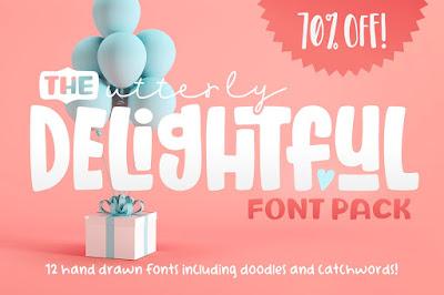 jenis jenis font display