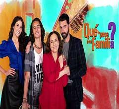Ver telenovela que le pasa a mi familia capítulo 1 completo online