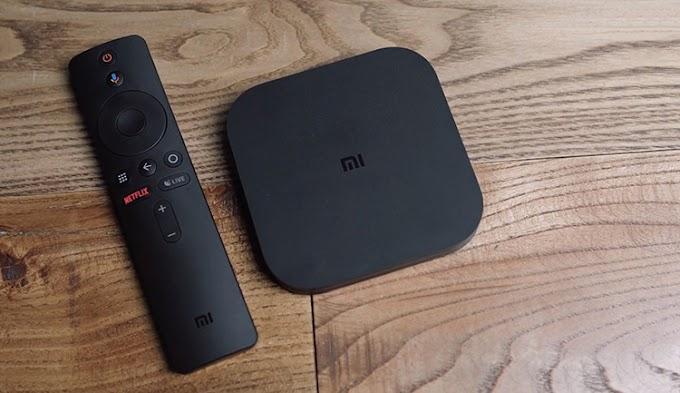 Android Tivi Box Xiaomi