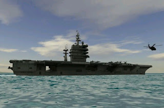 Letest and largest ship of Indian Navy - INS Vikramaditya