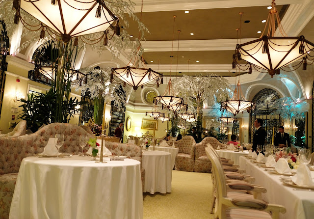 a photo of The Manila Hotel's Champagne Room