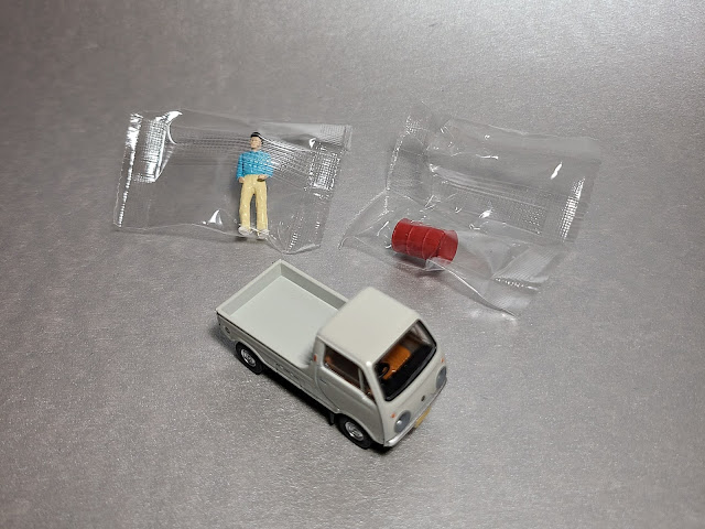 tomica limited vintage figures accessories