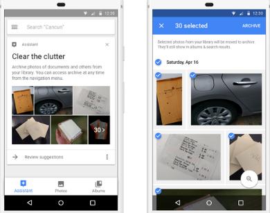 تطبيق صور جوجل على أندرويد يحصل على محرر أفلام متقدم