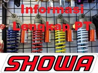 informasi lengkap mengenai pt showa indonesia manufactur indonesia