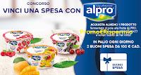 Logo Vinci un buono spesa da 100€ con Alpro e MaxiDì ( 28 premi in tutto)