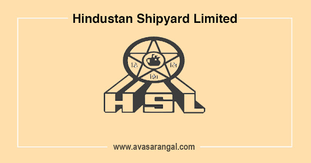 Hindustan Shipyard Limited jobs │51 various posts