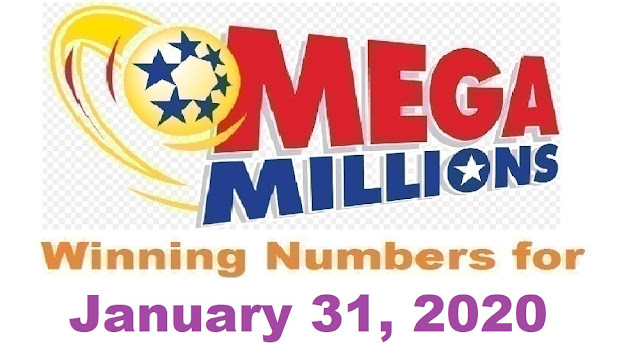 Mega Millions Winning Numbers for Friday, January 31, 2020