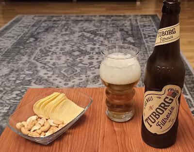 Tuborg Filtresiz ve %100 Malt Bira Değerlendirmesi - Alman Saflık Yasasına Uygun Türk Birası