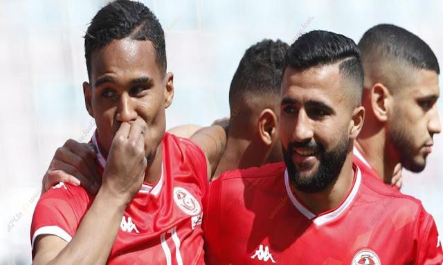 تصفيات امم افريقيا2021: المنتخب الوطني التونسي ينتصر على منتخب غينيا الإستوائية