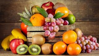 asupan makanan buah yang baik