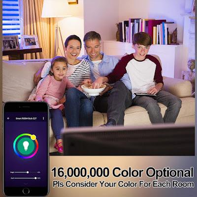 OHLUX Smart WiFi LED Light