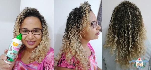 Ativador de Cachos Coco da Salon Line