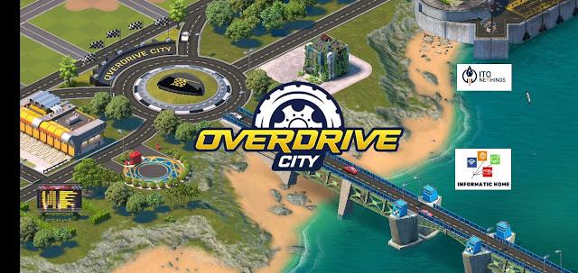 Overdrive City - Obtenha carros de sonho neste fantástico jogo!!!!