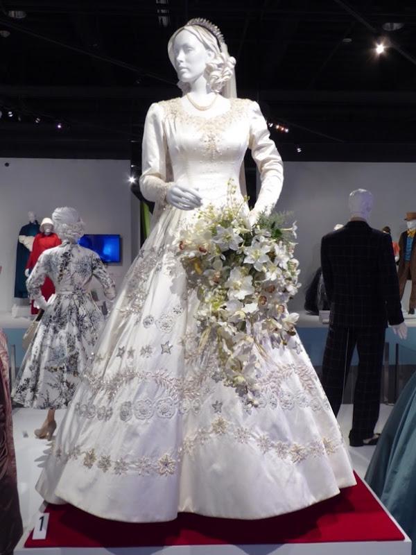 Princess Elizabeth Wedding Dress Crown