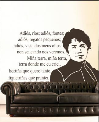 En Zona Feminista Poesía Hecha Por Mujeres Vii Rosalía