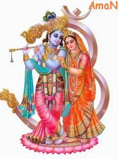 good morning radhe krishna with images