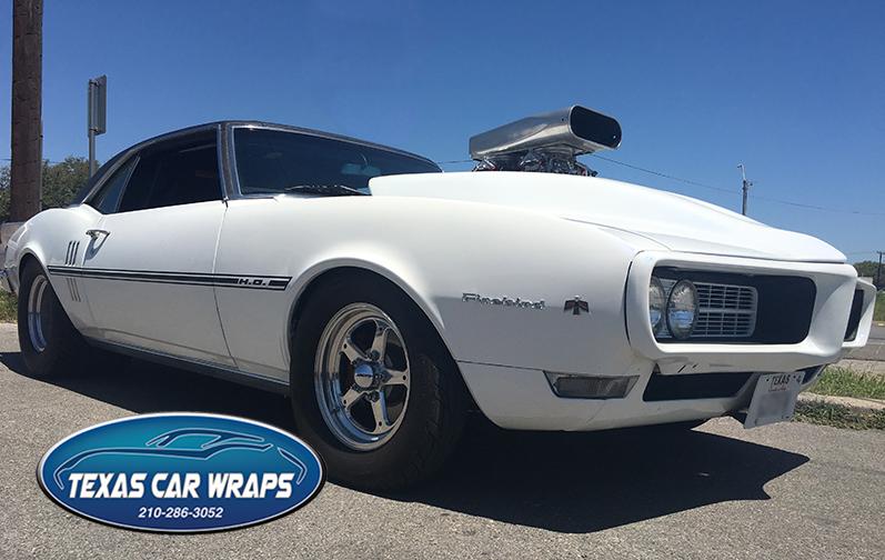 Racing Stripes San Antonio Vinyl Graphics | Texas Car Wraps
