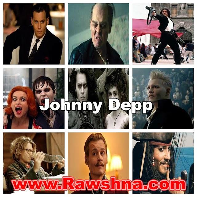 افضل 10 افلام جوني ديب صاحب الألف وجه