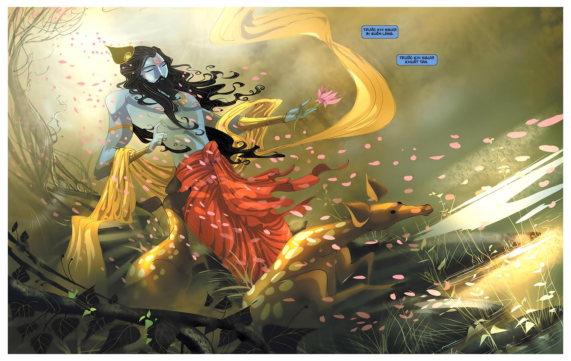 Krishna: A Journey Within - Tự Tâm Du Ký