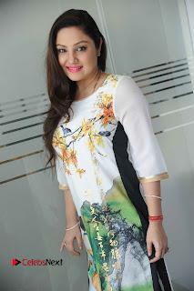 Actress Priyanka Trivedi (Upendra) Pos at Shuddhi Kannada Movie Press Meet  0005.jpg
