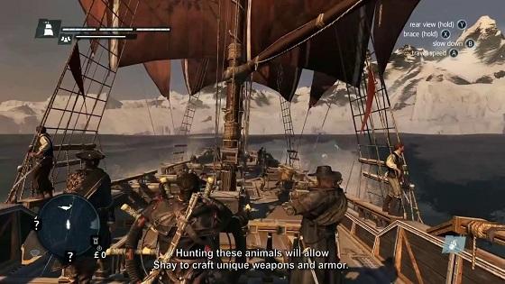 Download Games Assassins Creed Rogue [CorePack]