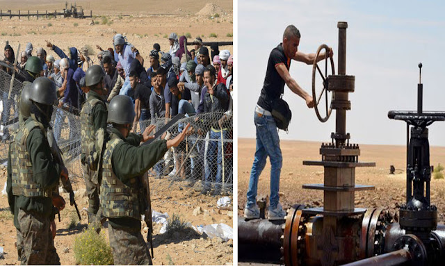 Tataouine : La Coordination du sit-in El-Kamour