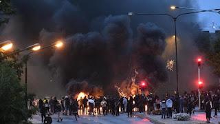 Pembakaran alquran di Malmo, Swedia memicu terjadinya kerusuhan