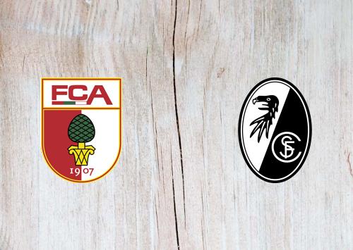 Augsburg vs Freiburg -Highlights 15 February 2020