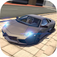 Extreme Car Driving Simulator V4.10 Apk