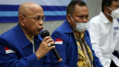 Tak ingin Ada 'Candi', PD Moeldoko Dorong Jokowi Lanjutkan Proyek Hambalang