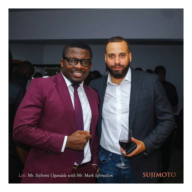 Biporal Soiree hosted by Sujimoto