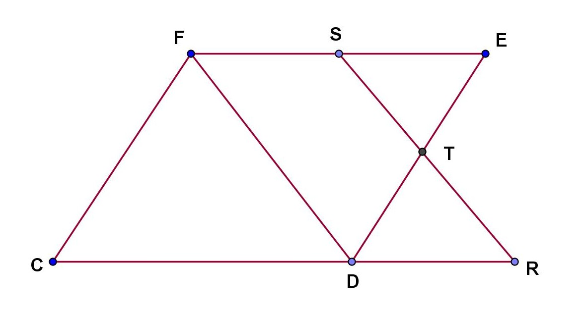 Math Principles: Proving - Parallelogram, Triangles