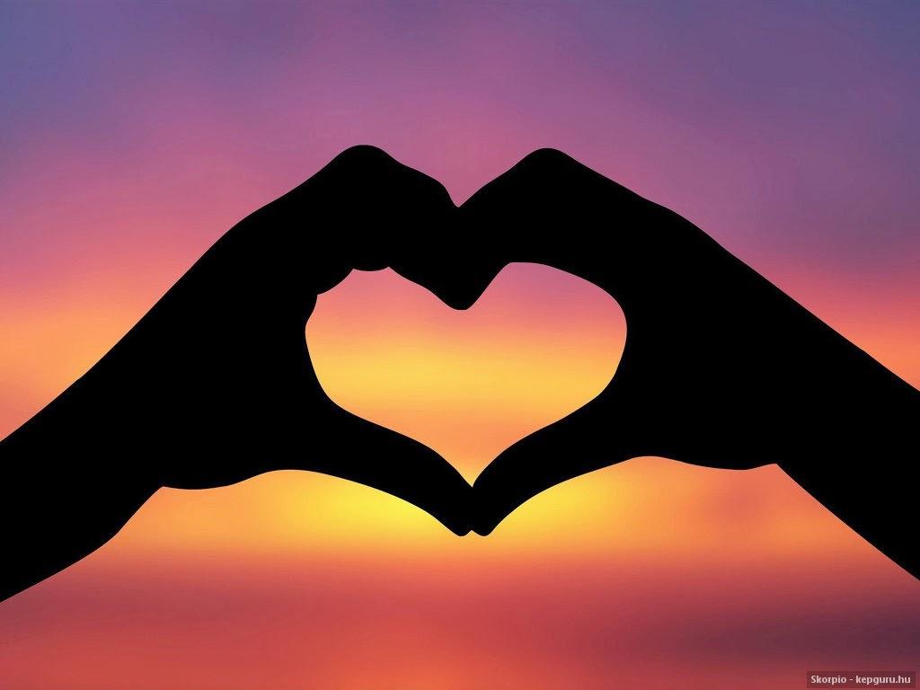 A szeretet mindig veled van