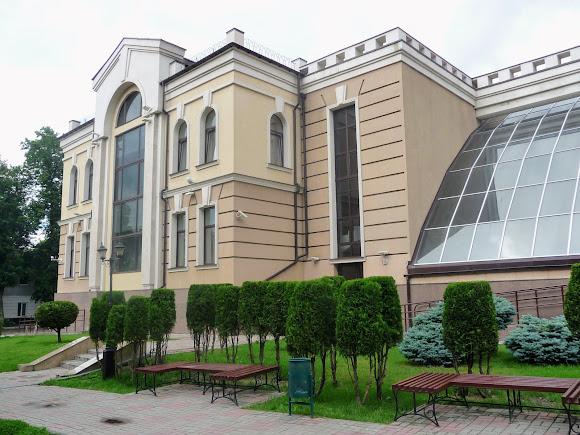 Сумы. Конгресс-центр Сумского университета
