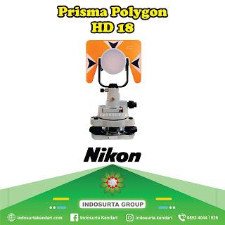 Jual Prisma Polygon Nikon HD 18 di Kendari