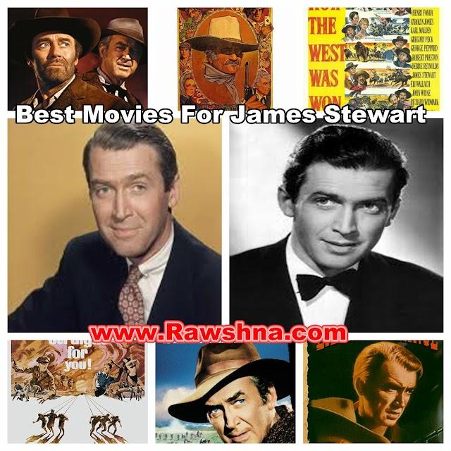 أفضل أفلام جيمس ستيوارت على الإطلاق