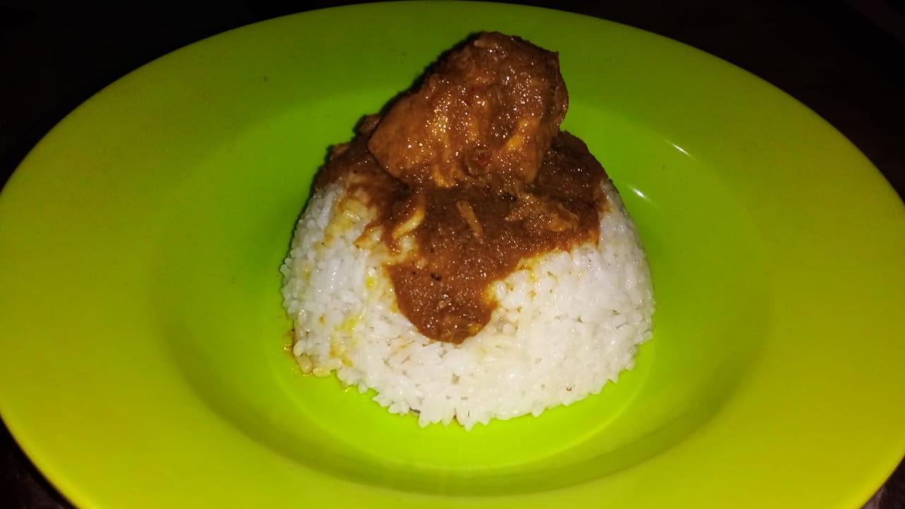 Rendang Daging Ayam Spesial | Menu Resep Sederhana