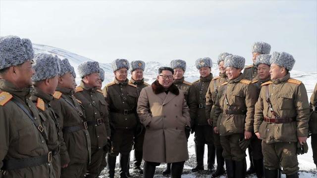 Corea del Norte en preparativos ante eventual ataque de EEUU