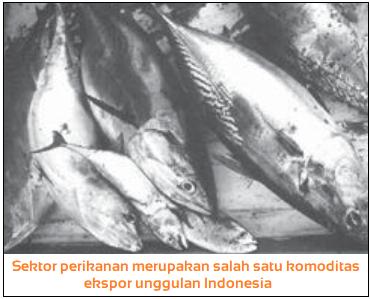 Komoditas Ekspor Unggulan Indonesia