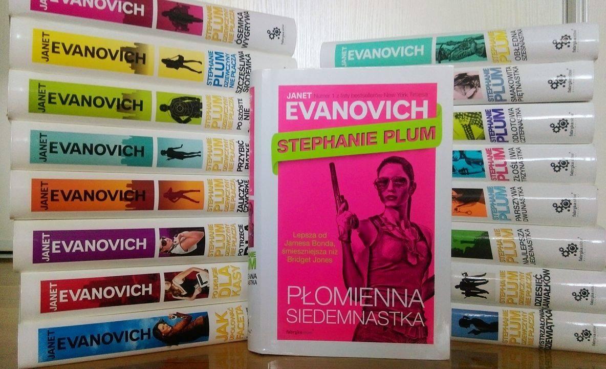 Płomienna 17 - Janet Evanovich