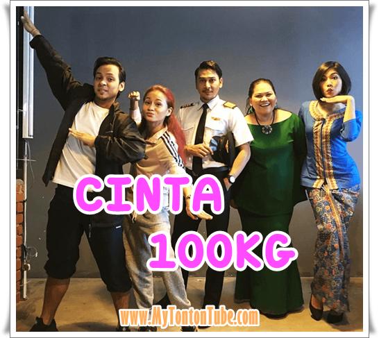Drama Cinta 100KG (2016) Azalea TV3 - Full Episode