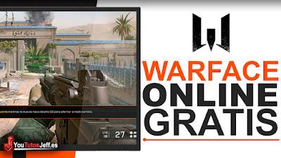 como descargar warface para pc online