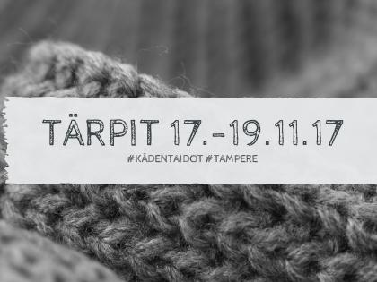 Tampereen kädentaitomessujen tärpit