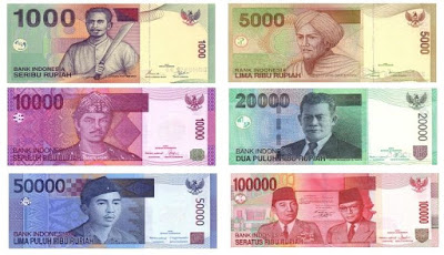 Sejarah uang di Indonesia - putrisyifan.com