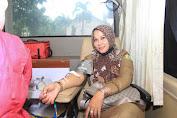 Distanbun Aceh Adakan Donor Darah